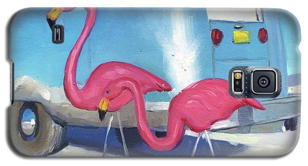 Flamingo Migration Galaxy S5 Case