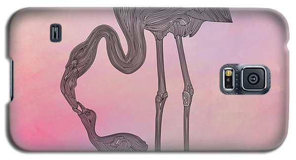 Flamingo6 Galaxy S5 Case