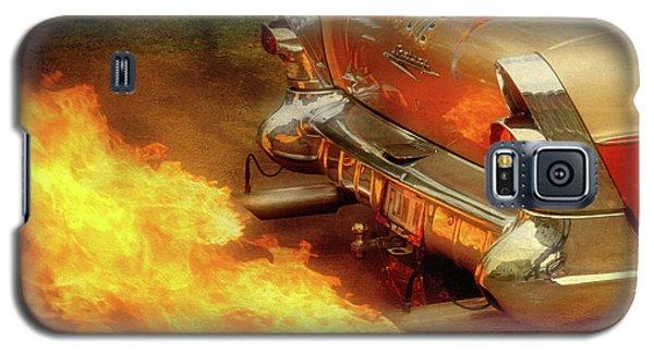 Flam'n Galaxy S5 Case by Joel Witmeyer