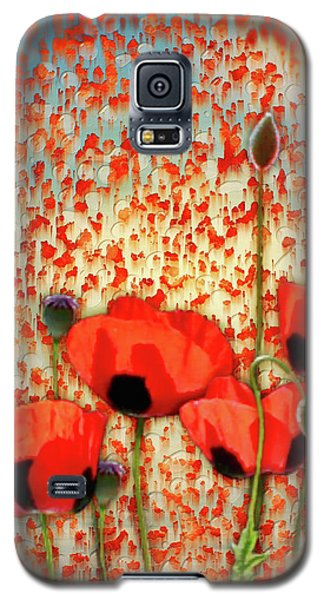 Flanders Fields Galaxy S5 Case