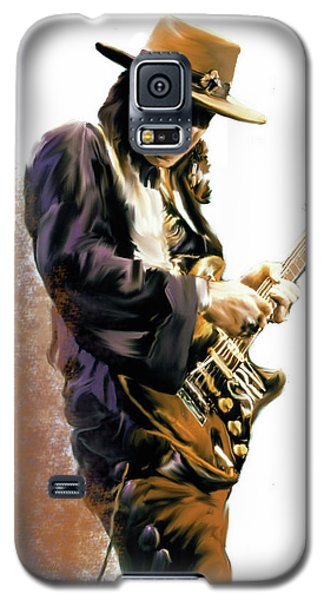 Flash Point Stevie Ray Vaughan Galaxy S5 Case