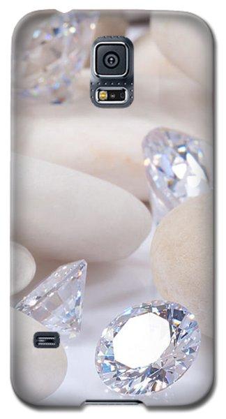 Flashing Diamond Galaxy S5 Case