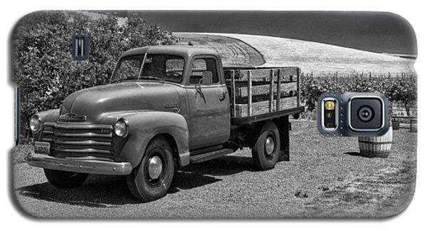 Flat Bed Chevrolet Truck Dsc05135 Galaxy S5 Case