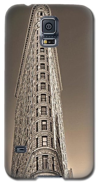Flat Iron Building New York City Galaxy S5 Case