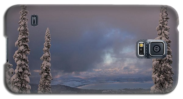 Flathead Winter 2016 Galaxy S5 Case