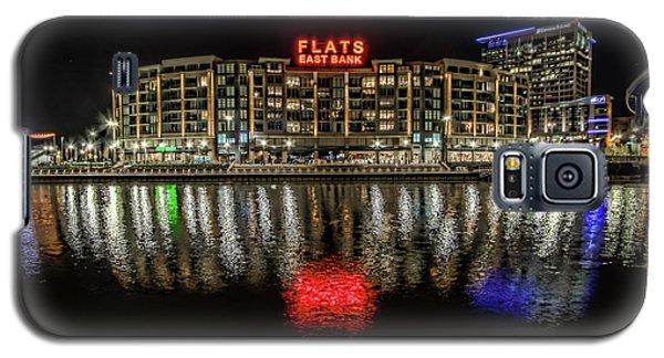 Flats East Bank Galaxy S5 Case
