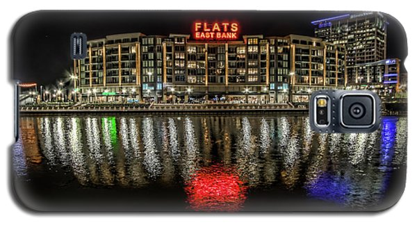 Flats East Bank Galaxy S5 Case