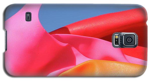 Flattened Balloons Galaxy S5 Case