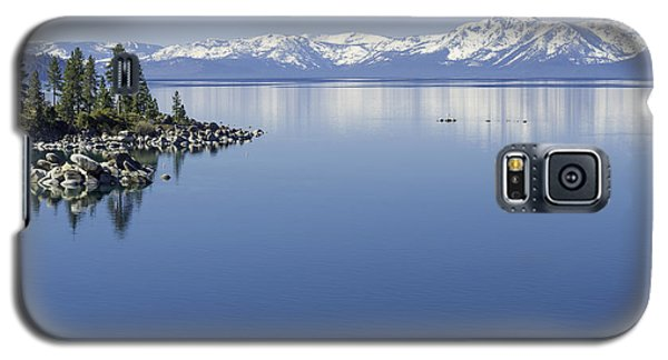 Flatwater Kayak Galaxy S5 Case