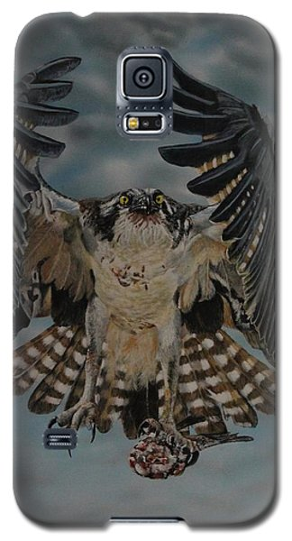 Fleck The Osprey  Galaxy S5 Case