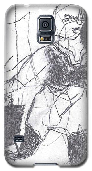 Fleeing Writer Galaxy S5 Case