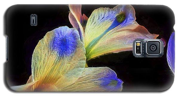 Fleeting Flowers Galaxy S5 Case