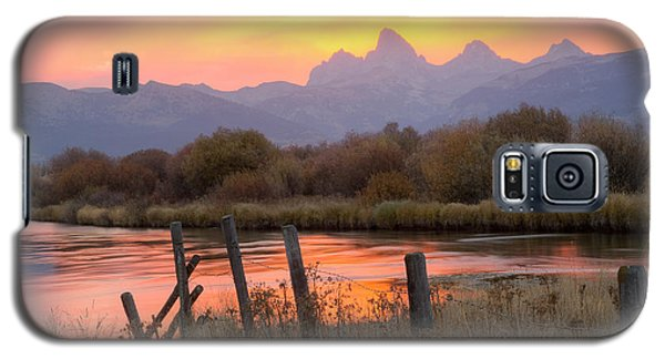 Fleeting Moments Galaxy S5 Case