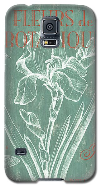 Iris Galaxy S5 Case - Fleurs De Botanique by Debbie DeWitt