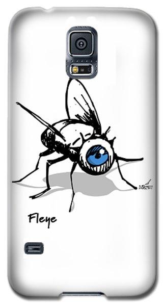 Fleye Galaxy S5 Case