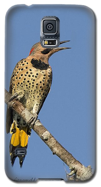 Flicker Galaxy S5 Case