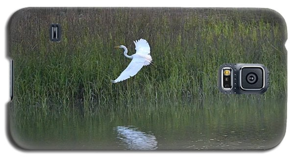 Galaxy S5 Case featuring the photograph Flight by Carol  Bradley