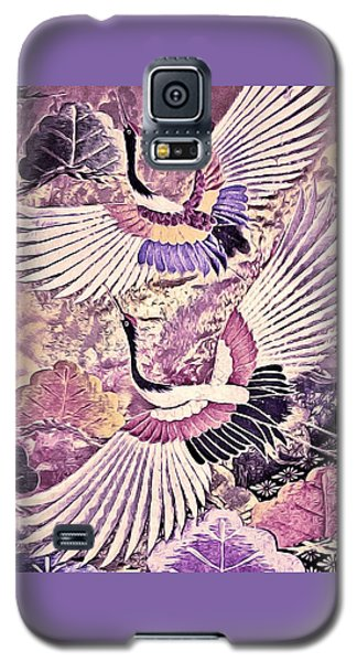 Flight Of Lovers - Kimono Series Galaxy S5 Case