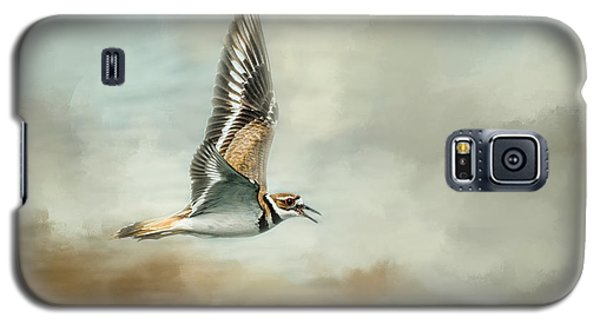 Flight Of The Killdeer Galaxy S5 Case by Jai Johnson