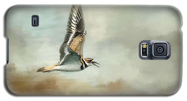 Flight Of The Killdeer Galaxy S5 Case