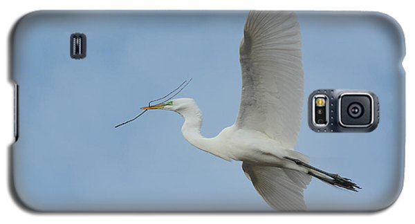 Galaxy S5 Case featuring the photograph Flight Path by Fraida Gutovich