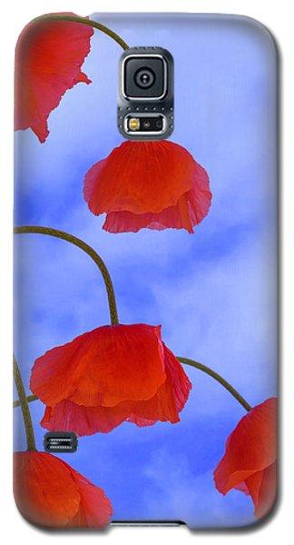 Flight Red Galaxy S5 Case