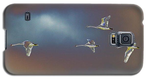 Flight Galaxy S5 Case by Richard Patmore