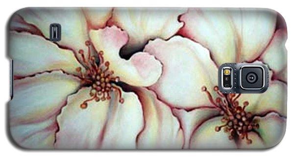 Flighty Floral Galaxy S5 Case