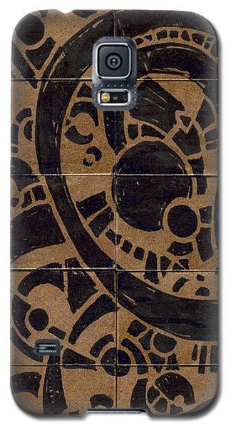 Flipside 1 Panel A Galaxy S5 Case