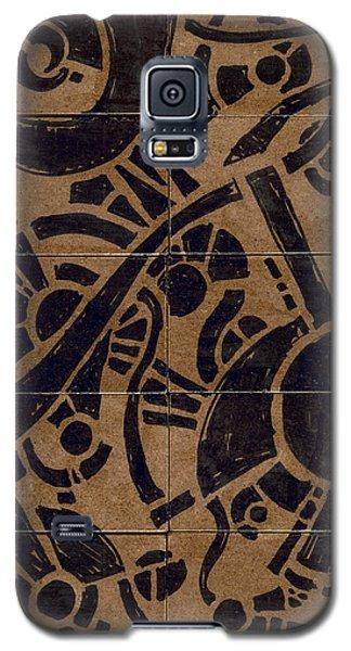 Flipside 1 Panel B Galaxy S5 Case