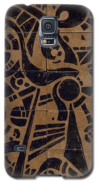 Flipside 1 Panel C Galaxy S5 Case