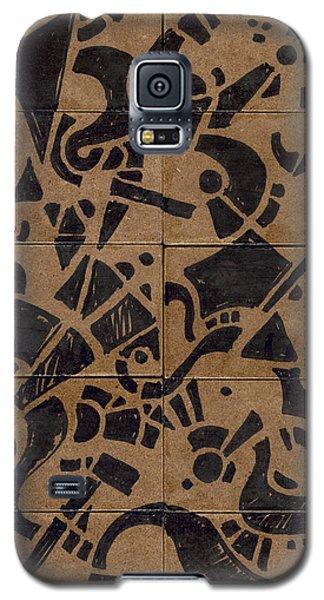 Flipside 1 Panel E Galaxy S5 Case