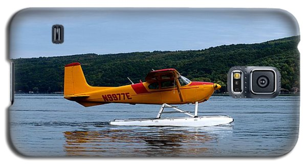 Float Plane Two Galaxy S5 Case by Joshua House