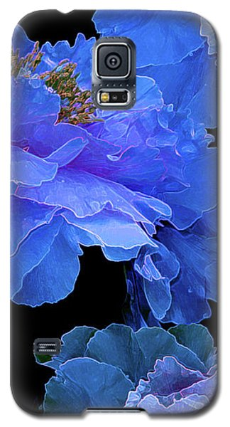 Floating Bouquet 10 Galaxy S5 Case