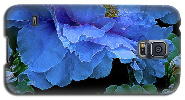 Floating Bouquet 14 Galaxy S5 Case