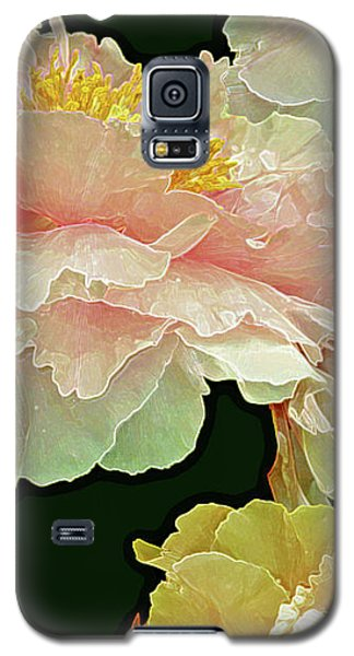 Floating Bouquet 31 Galaxy S5 Case