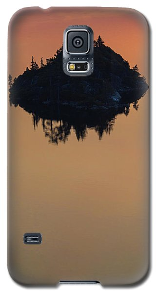 Floating Castle Galaxy S5 Case