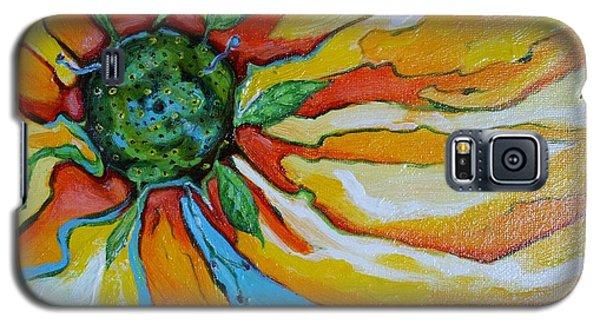 Floating Flower Galaxy S5 Case