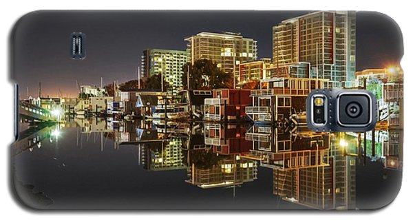 Galaxy S5 Case featuring the photograph Floating In Calm Waters by Quality HDR Photography