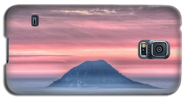 Floating Mountain Galaxy S5 Case