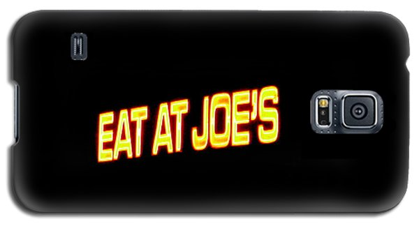 Floating Neon - Eat At Joes Galaxy S5 Case