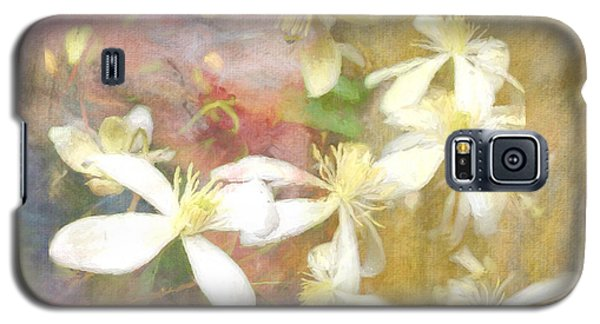 Floating Petals Galaxy S5 Case by Colleen Taylor