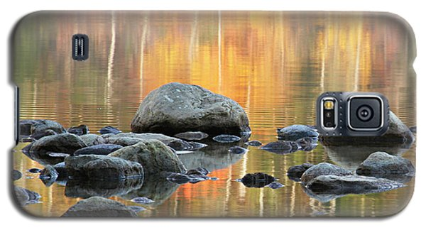 Floating Rocks Galaxy S5 Case