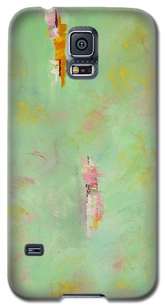 Floating Galaxy S5 Case by Suzzanna Frank