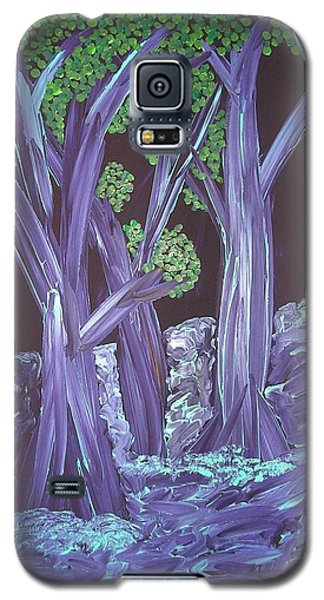 Flooded Forest Galaxy S5 Case
