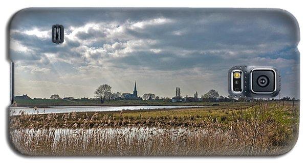 Floodplains Near Culemborg Galaxy S5 Case