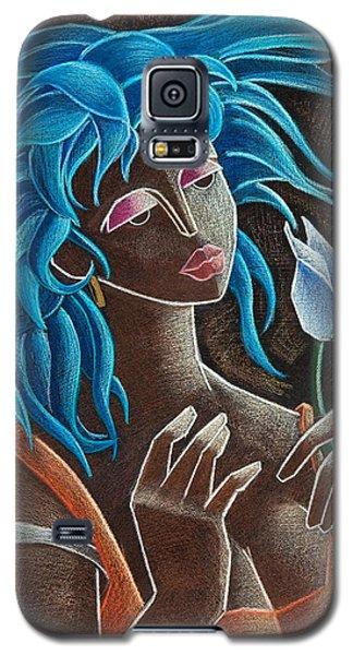 Flor Y Viento Galaxy S5 Case