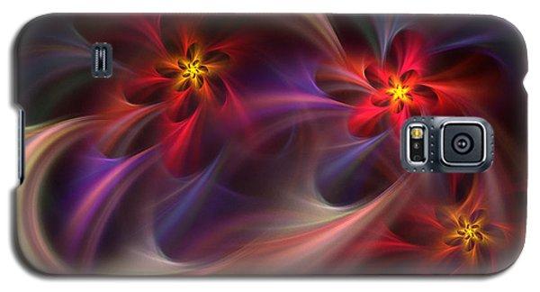 Flora Essence Galaxy S5 Case