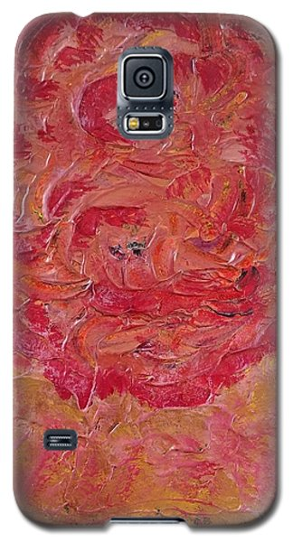 Floral Abstract 1 Galaxy S5 Case