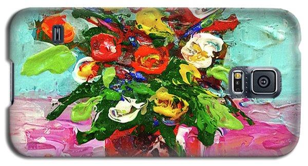 Floral Arrangement Galaxy S5 Case